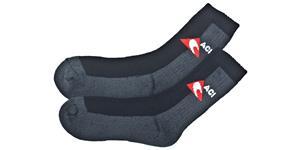 ponožky čierne silné vel. 4546 1 pár