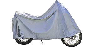 plachta na motorku Aquatex NOX  tmavě šedá UNI velikost
