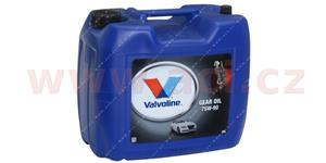 VALVOLINE GEAR OIL GL-4 75W-90 20 l