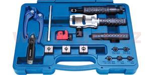 hydraulická sada na řezání, ohýbání a lemování brzdových trubiček (4,75, 5, 6 mm)