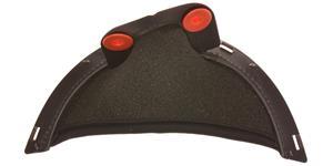 bradový deflektor pre prilby N963 NOX