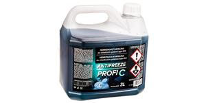 ANTIFREEZE G11 3 l nemrznoucí kvapalina pre chladiča- 100 % koncentrát při poměru 1:1 do teploty -39° C modrá zelená