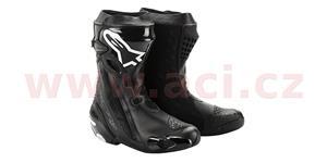 boty Supertech R, ALPINESTARS - Itálie (černé, vel. 45)