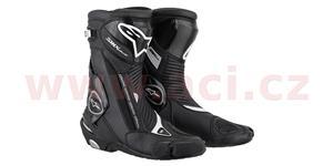 boty SMX Plus, ALPINESTARS - Itálie (černé, vel. 39)