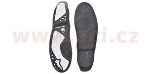 podrážky pre Obuv čižmy SMX 5 SMX 1 ALPINESTARS čierne biele pár vel. 43