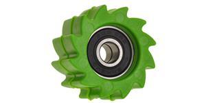 kladka reťaz e Kawasaki RTECH zelená vnútroný priemer 8 mm vnútroná priemer 38 mm