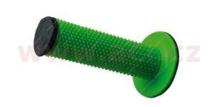 gripy FULL DIAMOND, RTECH - Itálie (černé/zelené, extra měkké, pár)