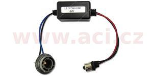 eliminátor chybových hlásení pre žárovky BAY15d