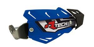 kryty páček FLX ATV, RTECH - Itálie (modré odst. Yamaha YZF, 4 varianty v 1, vč. montážní sady)