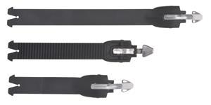 sada přezek pro boty TECH 10 model 2014 až 2018, ALPINESTARS (černé)