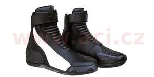 boty Semi-sport short, KORE (černé/bílé, vel. 48)