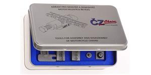 dělící a nýtovací prípravok VZR-6 pre řezy typu 520/525/530 ČZ