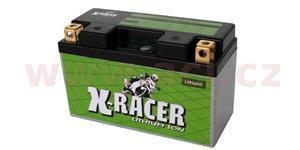 lithiová batéria 5 X-RACER 12V 15Ah 190A hmotnost 0.7kg 150x65x92