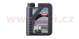 LIQUI MOLY ATV 4T Motoroil 10w-40 - polosyntetický motorový olej 1 l