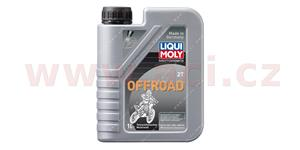 LIQUI MOLY Motorbike 2T Offroad polosyntetický motorový 2T olej 1 l