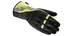 rukavice ALU PRO H2OUT, SPIDI - Itálie (černé/žluté fluo, vel. XL)