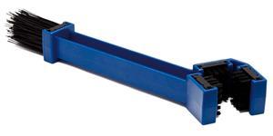 RTECH kartáč na reťaz modrý