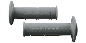 gripy Racing RTECH  šedé měkké délka 116mm pár
