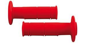 gripy Racing RTECH  červené měkké délka 116mm pár