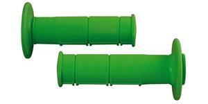gripy Racing RTECH  zelené měkké délka 116mm pár