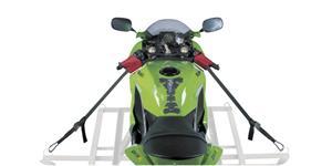 popruhy riaditkové pre zajištění motocykla Super WonderBar OXFORD UK