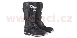 boty Tech 1, ALPINESTARS - Itálie (černé, vel. 45,5)