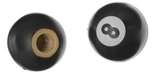 čiapočky ventilkov 8 Ball OXFORD UK pár