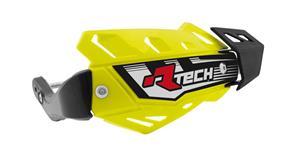kryty páček FLX ATV, RTECH - Itálie (neon žluté, 4 varianty v 1, vč. montážní sady)