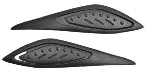 mechanismus ventilace zadné pre prilby N180 NOX  čierna pár