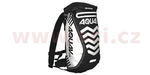 Vodotesný batoh Aqua V20 Extreme Visibility OXFORD UK čierna/Reflexný prvky objem 20l