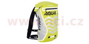 Vodotesný batoh Aqua V20 Extreme Visibility OXFORD UK žltá fluo/Reflexný prvky objem 20l