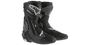 boty SMX Plus Gore-Tex, ALPINESTARS - Itálie (černé, vel. 42)