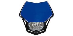 pred. Maska vr. světla V-Face RTECH  modro-čierna