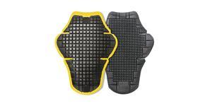 Chránič chrbta WARRIOR L2 vkládací certifikace CE2 SPIDI  čierny/ŽLTÝ vel. UNI