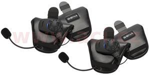 Bluetooth handsfree headset SPH10H-FM pre otevřené prilby dosah 0 7 km SENA sada 2 jednotek
