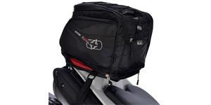 brašna na sedlo spolujezdce T25R Tailpack OXFORD UK čierna objem 25l