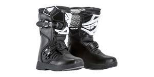 boty Maverik Mini, FLY RACING - USA, dětské (černé, vel. 29)