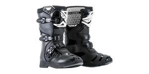 boty Maverik, FLY RACING - USA, dětské (černé, vel. 33)