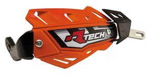 kryty páčok FLX ALU RTECH  oranžové bez montážnej sady nutné dokúpiť