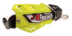 kryty páčok FLX ALU RTECH  neon žlté bez montážnej sady nutné dokúpiť