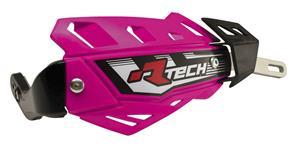 kryty páčok FLX ALU RTECH  neon rúžové bez montážnej sady nutné dokúpiť