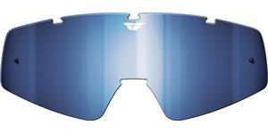 sklo FLY Zone FLY RACING chromově modrá