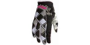 rukavice FLY Kinetic dámské  - FLY RACING - USA (černá, vel. M)