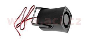 akustická signalizace couvání 12 V- 30 V rozměry 40x40x60 mm