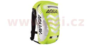 Vodotesný batoh Aqua V12 Extreme Visibility OXFORD UK žltá fluo/Reflexný prvky objem 12l