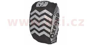 reflexní obal/pláštěnka batohu Bright Cover, OXFORD - Anglie (černá/reflexní prvky, Š x V = 640 x 720mm)