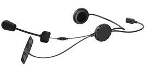 Bluetooth handsfree headset 3S pre skútre pre integrální prilby dosah 0 2 km vr. pevného mikrofonu SENA
