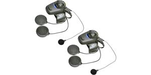 Bluetooth handsfree headset SMH5-FM dosah 0 7 km SENA sada 2 jednotek