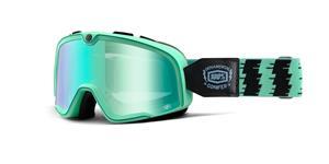 custom okuliare Barstow Classic Ornamental Conifer 100% zelená zelené chrom plexi