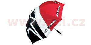 deštník ALPINESTARS  červený/čierny/biely